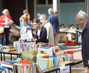 Bücherflohmarkt 2013
